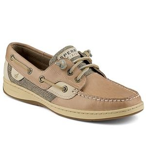 Sperry Ivyfish 3-Eye Boat Shoe Top Sider 8.5M